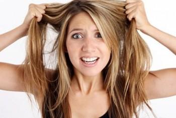 Rambut tidak sehat - Ist