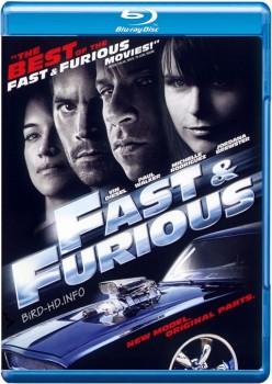 Fast & Furious 2009 m720p BluRay x264-BiRD