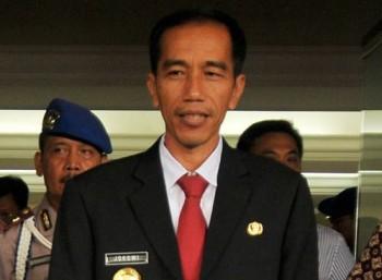 Jokowi, Gubernur DKI Jakarta Joko Widodo