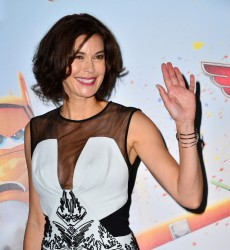 Teri Hatcher - 'Planes' screening in London 7/14/13