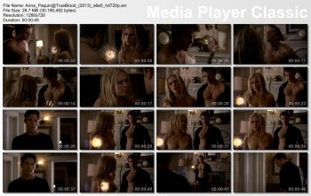 Anna Paquin | True Blood s06e05 | 720p