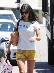 Jordana Brewster - out in West Hollywood 7/17/13