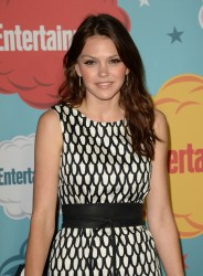 Aimee Teegarden - EW's Annual Comic-Con Celebration in San Diego 7/20/13