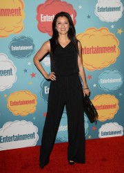 Kelly Hu - EW's Annual Comic-Con Celebration in San Diego 7/20/13