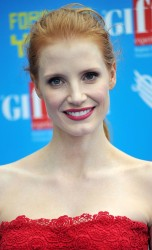 Jessica Chastain - 2013 Giffoni Film Festival in Italy 7/21/13