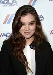 Hailee Steinfeld - AQUAhydrate Hosts Private Event At Hyde Lounge For Bruno Mars & Ellie Goulding Concert in LA 7/27/13