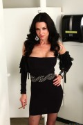 Veronica Avluv and Julia Ann - Business Dinner with the Wives x121