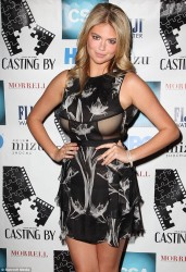 Kate Upton - HBO documentary 'Casting By' red carpet in NY 7/29/13
