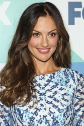 Minka Kelly - FOX All-Star Party in West Hollywood 8/1/13