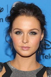 Camilla Luddington - DisneyABC 2013 Summer TCA Tour in Beverly Hills 8/4/13