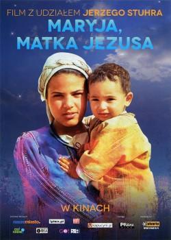 Przód ulotki filmu 'Maryja, Matka Jezusa'