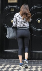 Kelly Brook - out in London 8/10/13