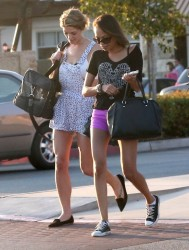 Ashley Greene - Out in Glendora 8/10/13