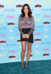 Alexis Knapp - 2013 Teen Choice Awards 8/11/13