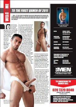 gay porn magazine pdf The collection of Mens World magazines is presented to your attention.
