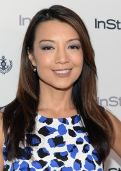 Ming-Na Wen - InStyle Summer Soiree in West Hollywood 8/14/13