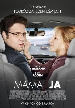 Polski plakat filmu 'Mama i Ja'