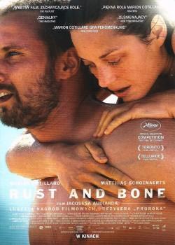 Przód ulotki filmu 'Rust And Bone'