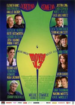Przód ulotki filmu 'Movie 43'