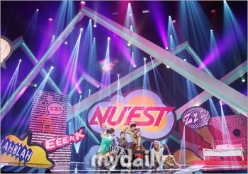 [PICS] 130822 NU'EST - @ M!Countdown|Beautiful Ghost+ 잠꼬대 0f0181271886179