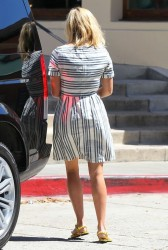 Reese Witherspoon - out in Brentwood 8/24/13