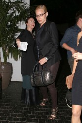 Abbie Cornish - at the Chateau Marmont in Hollywood 8/24/13
