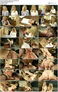First Time Girl Fucked By TS Teacher - Kink/ TSPussyHunters (2013/ HD 720p)
