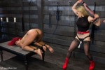 Daisy Ducati's Initiation : Fear of Whipping Tried and Tested - Kink/ WhippedAss (2013/ HD 720p)