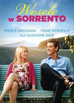 Polski plakat filmu 'Wesele W Sorrento'