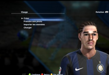 download Diego Laxalt Face For PES 2013 By Mouadovsky