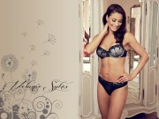 Melanie Sykes : Very Hot & Skimpy Wallpapers x 12