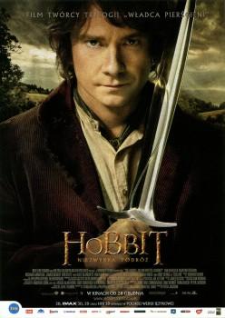 Przód ulotki filmu 'Hobbit: Niezwykła Podróż'