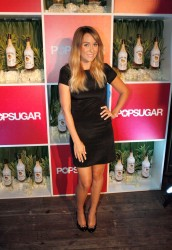 Lauren Conrad - Malibu Island Spiced summer soiree in West Hollywood 8/28/13