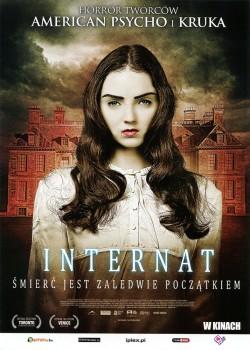 Przód ulotki filmu 'Internat'