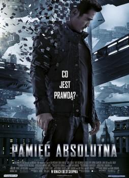 Polski plakat filmu 'Pamięć Absolutna'