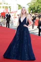 Dakota Fanning - 'Night Moves' Premiere at the 70th Venice Film Festival 8/31/13