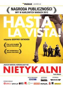 Przód ulotki filmu 'Hasta La Vista!'