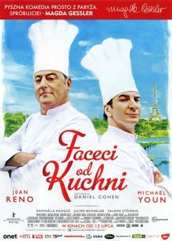 Przód ulotki filmu 'Faceci Od Kuchni'