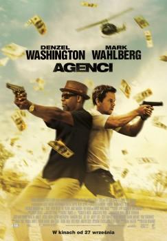 Polski plakat filmu 'Agenci'