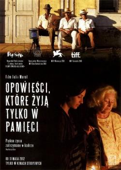 Przód ulotki filmu 'Opowieści, Które Żyją Tylko W Pamięci'