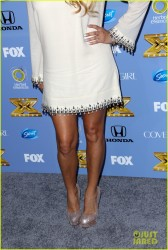 Paulina Rubio - The X Factor Season Three Premiere in West Hollywood 9/5/13