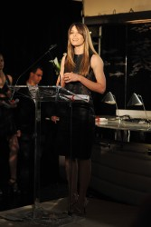 Jessica Biel - Fashion Media Awards in NYC 9/6/13