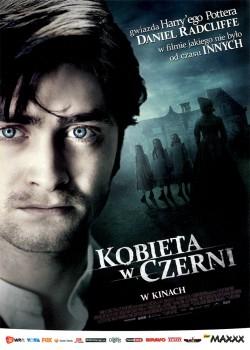 Przód ulotki filmu 'Kobieta W Czerni'