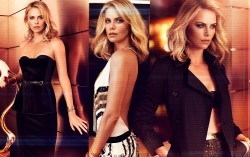 Charlize Theron, Dakota Fanning, Lady Gaga, Olivia Wilde (Wallpaper) 6x