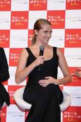 Teresa Palmer - 'Warm Bodies' Stage greeting in Tokyo 9/9/13