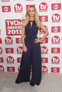 Catherine Tyldesley - TV Choice Awards 2013 London 9th September 2013 HQx 4