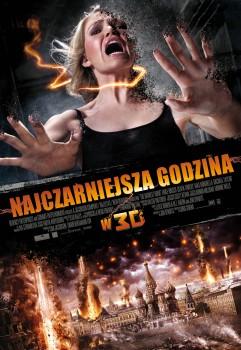 Polski plakat filmu 'Najczarniejsza Godzina'