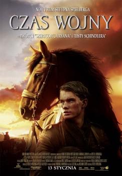 Polski plakat filmu 'Czas Wojny'