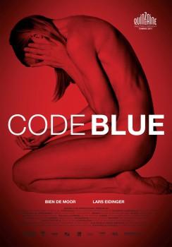 Polski plakat filmu 'Code Blue'