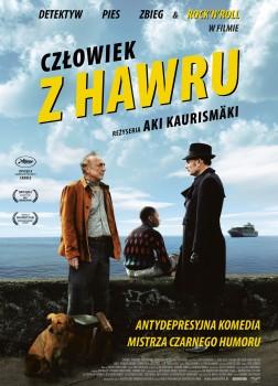 Polski plakat filmu 'Człowiek Z Hawru'